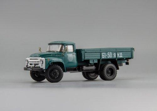 ЗИЛ-130-05 (DiP Models) [1974г., зеленый, 1:43]
