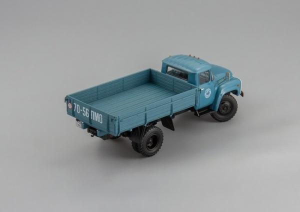 ЗИЛ-130 (DiP Models) [1983г., голубой, 1:43]