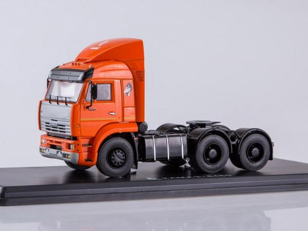 КАМАЗ-6460 (Start Scale Models (SSM)) [2003г., КАМАЗ-6460, 1:43]