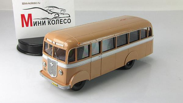 АТУЛ Л-1 городской (средний) (Vector-Models) [1947г., бежевый, 1:43]