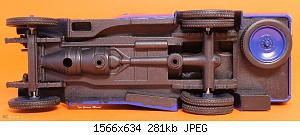АМО Ф-15 двухдверный (DeAgostini (Автолегенды СССР)) [1926г., синий, 1:43]