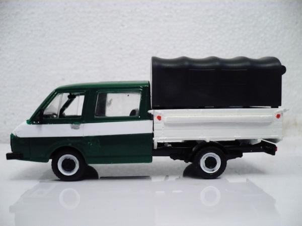 РАФ-3311 (Michalych) [1994г., зелёный с белым, 1:43]