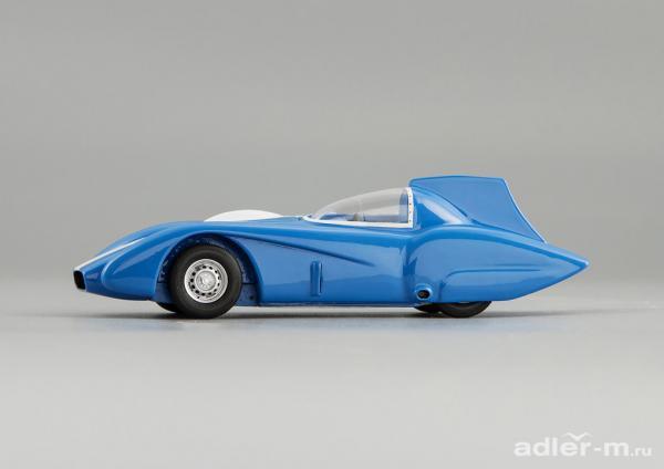ЗИЛ 112 Срг шасси #1 (DiP Models) [1962г., синий, 1:43]
