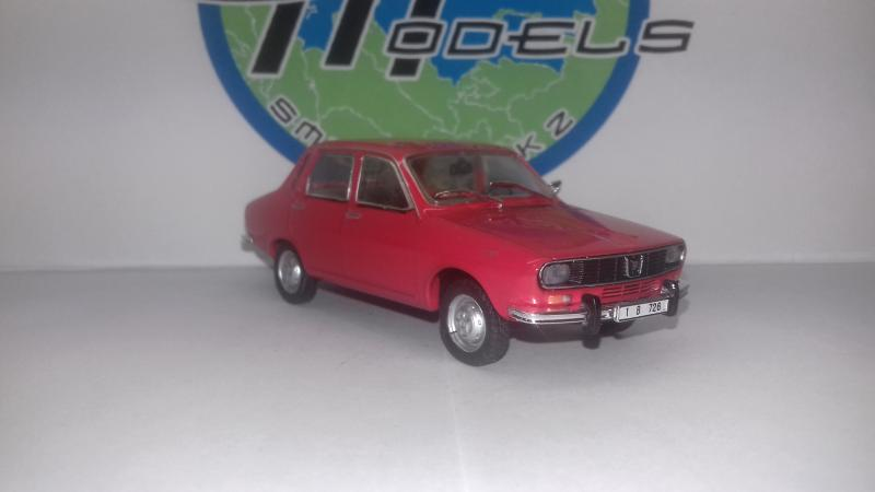 """Журнал """"Автолегенды СССР"""" №145 Dacia 1300/1310"""