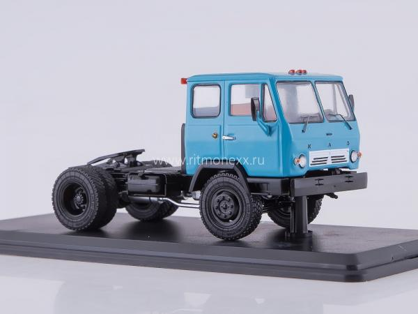 КАЗ-608В (Start Scale Models (SSM)) [1967г., синий, 1:43]