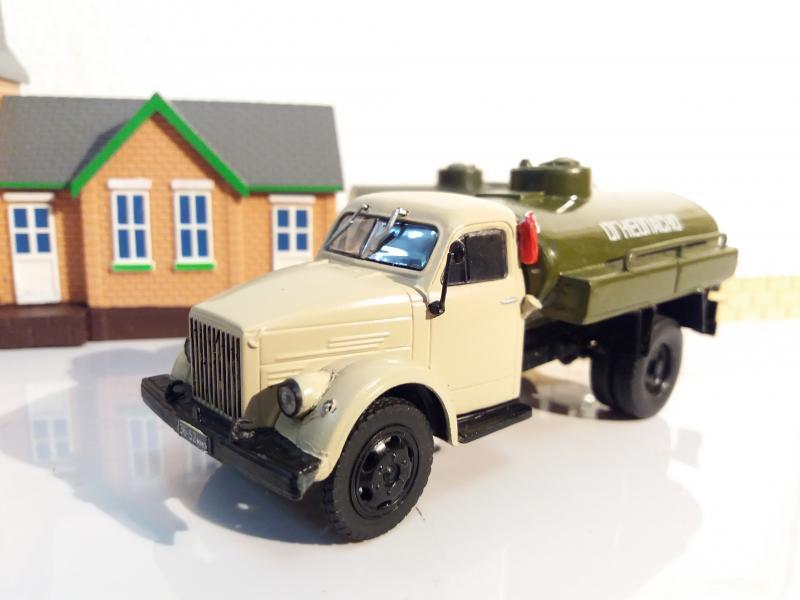 ГАЗ-51, бензовоз