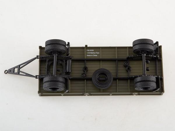 ГКБ-8350 (Автоистория (АИСТ)) [1976г., хаки, 1:43]