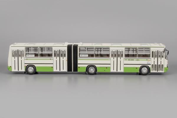 Икарус(Ikarus)-280.33М (Classicbus) [1985г., бело-зелёный, 1:43]