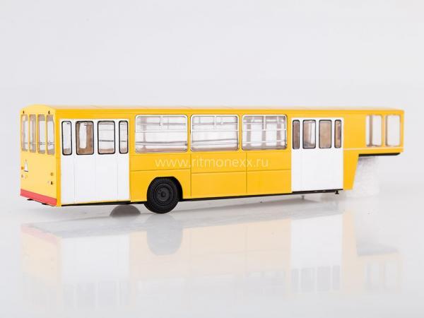 АППА-4 (Start Scale Models (SSM)) [1970г., желтый.белый, 1:43]