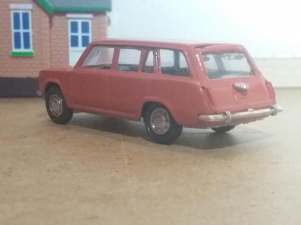 ВАЗ-2102 (А11) (Тантал) [1971г., оранжевый, 1:43]