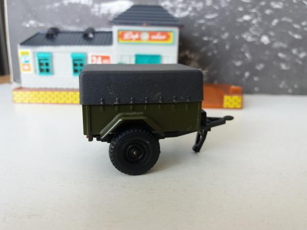 ГАЗ-704 (Агат/Моссар) [1955г., хаки, 1:43]