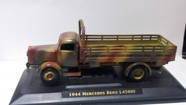 Мерседес-Бенц L4500F (конверсия Michalych из Signature) [1939г., камуфляж, 1:43]